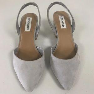 """Stave Madden """"day"""" block heels - Sz 6"""